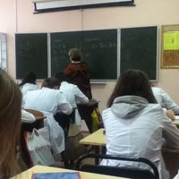 Photo taken at Медицинский колледж № 5 by Наденька К. on 2/7/2013