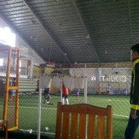 Photo taken at Kharisma Futsal by nina s. on 4/2/2013
