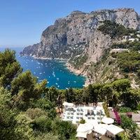 Ristorante Terrazza Brunella - Isola di Capri, Campania