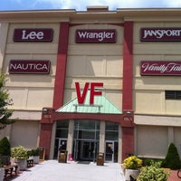 Photo taken at VF Outlet Center by Stephanie T. on 6/20/2013