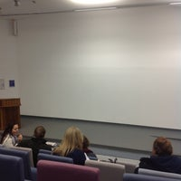 Photo taken at Medical Sciences Institute by Hayley C. on 2/4/2013