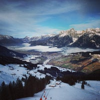 Photo taken at Skigebiet Maria Alm - Hintermoos / Ski amadé by Ira L. on 1/3/2014