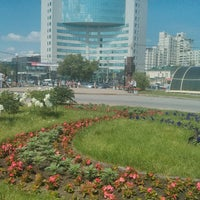 Photo taken at Место для загара by Oxana S. on 6/24/2013