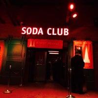 Das Foto wurde bei SODA Club von T. B. am 10/16/2013 aufgenommen