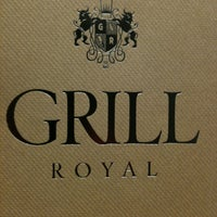 Photo taken at Grill Royal by T. B. on 2/7/2013