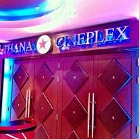 Photo taken at THANA Cineplex by อาธรรมรงค์ Y. on 6/15/2013
