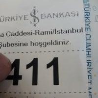 Photo taken at İs Bankasi Kisla Caddesi Rami by Halil K. on 5/15/2018