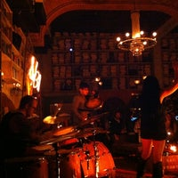 Photo taken at Hemingway's Lounge by Lydia B. on 3/27/2013