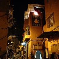 Photo taken at Souk Kafe by Carlos S. on 3/23/2014