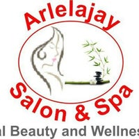 Photo taken at Arlelajay Salon and Spa - For Men and Women by Arlelajay S. on 8/24/2013