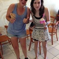 Photo taken at Baskin Robbins by Kaytee F. on 2/6/2013