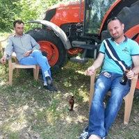 Photo taken at Dallık Alanı by Orkan Ç. on 5/24/2015