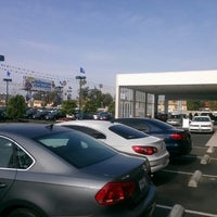 Photo taken at Volkswagen of San Bernardino by Paul P. on 6/26/2014