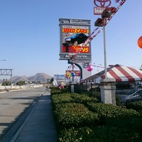 Photo taken at Volkswagen of San Bernardino by Paul P. on 6/12/2014