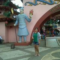 Photo taken at Kampoeng Wisata by isma p. on 5/24/2014