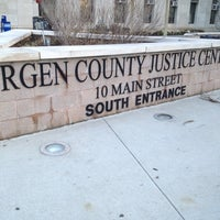 Photo taken at Bergen County Courthouse by Jiyuh K. on 12/19/2012