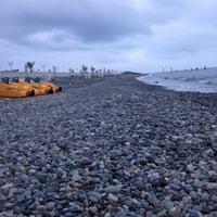 Снимок сделан в Пляж Олимпийского парка пользователем Сурен Я. 7/18/2014