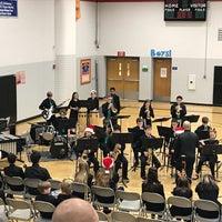 Photo taken at Prairie Star Middle School by Sara H. on 12/8/2017