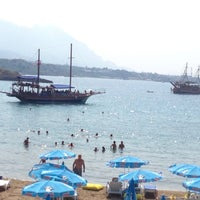 Photo taken at Kervansaray Beach Party by Hatice Ay C. on 7/15/2013