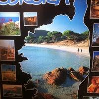 Photo taken at Agence du tourisme de la Corse by Christophe G. on 6/4/2013