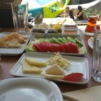 Photo taken at Kahve Devri Cafe & Restaurant by Levent G. on 7/22/2013