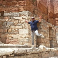 Photo taken at Ephesus Handcrafts by Süleyman Ş. on 7/16/2014