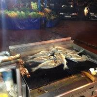 Photo taken at Meydan Balık Restaurant by Yaseft1 Y. on 3/28/2013