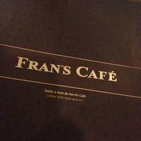 Photo taken at Fran's Café by Renan M. on 4/26/2013
