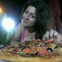 Photo taken at Domino's Pizza by Pelin A. on 4/30/2013