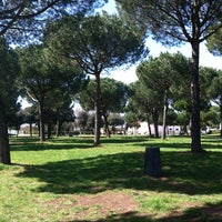 Photo taken at Villa Doria Pamphilj by Monica V. on 3/16/2013