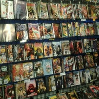 Photo taken at Crescent City Comics by Kristy M. on 1/9/2013