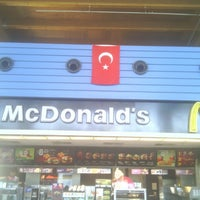 Photo taken at McDonald's by Cihan Ş. on 4/23/2013