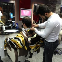 Photo taken at Salon TAM'S by S M. on 2/15/2013