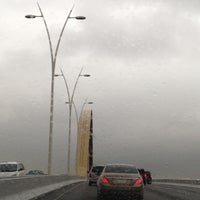 Photo taken at King Abdulaziz Road by Aziz_82 on 4/27/2013