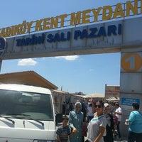 7/23/2013 tarihinde Cemaliye A.ziyaretçi tarafından Kadıköy Tarihi Salı Pazarı'de çekilen fotoğraf