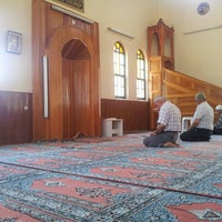 Photo taken at yagca koyu Merkez Cami by Ahmet U. on 6/14/2013