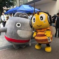 Photo taken at 三軒茶屋ふれあい広場 by Kazuhide T. on 5/28/2017