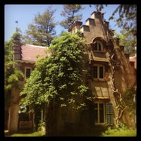 Photo taken at Sunnyside: Home of Washington Irving by Audrey G. on 5/28/2013