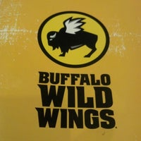 Photo taken at Buffalo Wild Wings by Fred G. on 11/2/2012