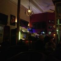 Das Foto wurde bei Café Bar Pudel Lounge von Martin S. am 3/31/2013 aufgenommen