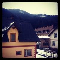 Photo taken at Veitsch by Анастасия Л. on 2/19/2013