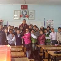Photo taken at Yenişehir Ortaokulu by Tuncay S. on 12/23/2013