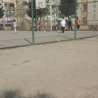 Photo taken at Yenişehir Ortaokulu by Tuncay S. on 2/24/2014