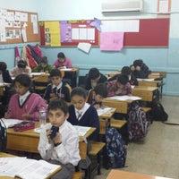 Photo taken at Yenişehir Ortaokulu by Tuncay S. on 12/25/2013
