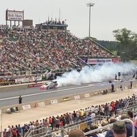 Photo taken at Summit Motorsports Park by Mark D. on 7/5/2015