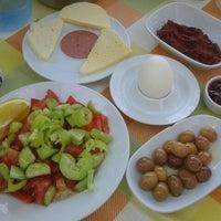 Photo taken at Patika Cafe & Restaurant by Buşra T. on 5/5/2013