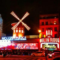 Photo taken at Moulin Rouge by Jaime G. on 3/27/2013