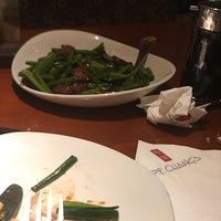 Photo taken at P.F. Chang's by Queena L. on 4/3/2018