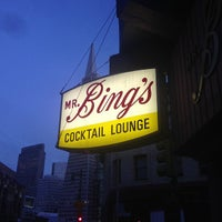 Photo taken at Mr. Bing's by Dylan D. on 3/2/2013
