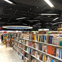 Photo taken at Asia Books by Chaiyot Y. on 2/20/2018